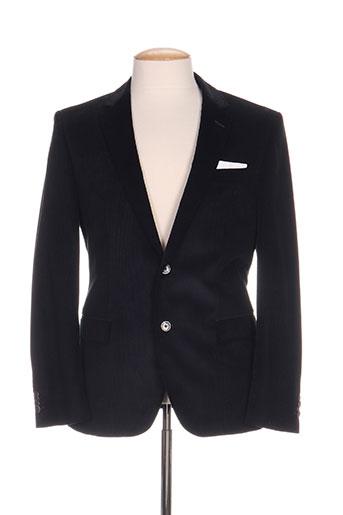 hugo boss vestes homme de couleur noir