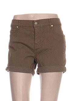 Produit-Shorts / Bermudas-Femme-HUGO BOSS