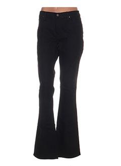 Jeans bootcut noir RALPH LAUREN pour femme