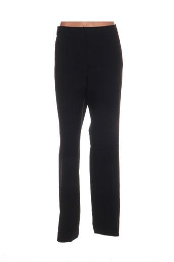 lacoste pantalons homme de couleur noir