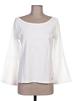 Produit-T-shirts-Femme-BLANC BOHEME