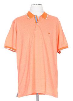 Produit-T-shirts-Homme-BROWN JURY