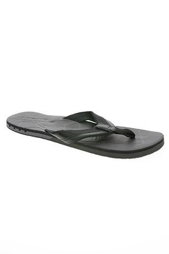 quiksilver chaussures homme de couleur noir