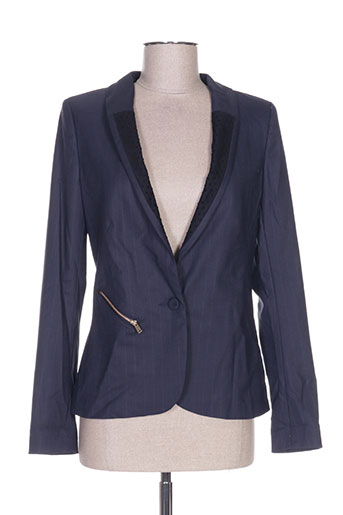Veste chic / Blazer bleu ONE STEP pour femme