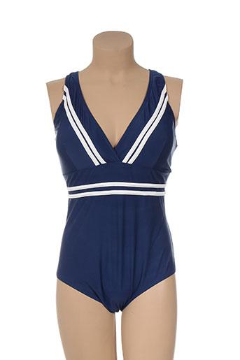 lagon bleu maillots de bain femme de couleur bleu