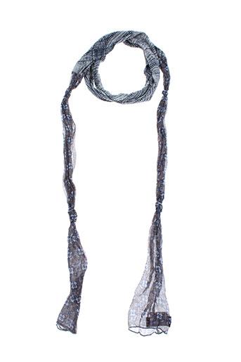 one step accessoires femme de couleur gris
