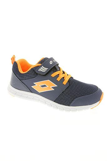 lotto chaussures garçon de couleur gris
