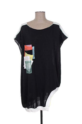 tricot chic pulls femme de couleur noir