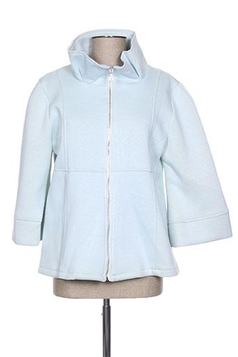 lumina vestes femme de couleur bleu