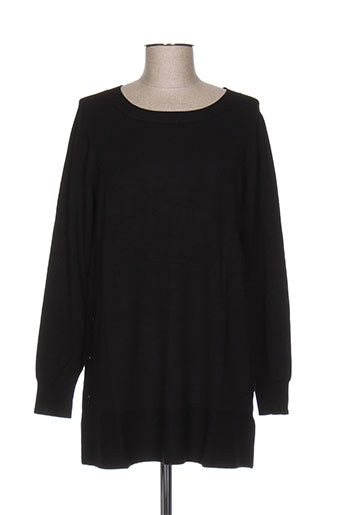 crazy wool pulls femme de couleur noir