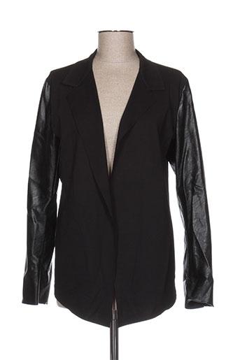 lumina vestes femme de couleur noir