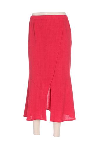 karting jupes femme de couleur rouge