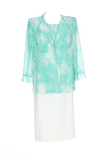 Veste/jupe vert COUTUREINE pour femme