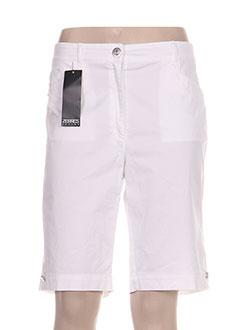 Produit-Shorts / Bermudas-Femme-ZERRES