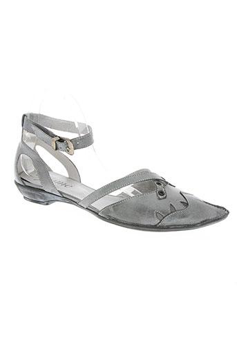 ayame chaussures femme de couleur gris
