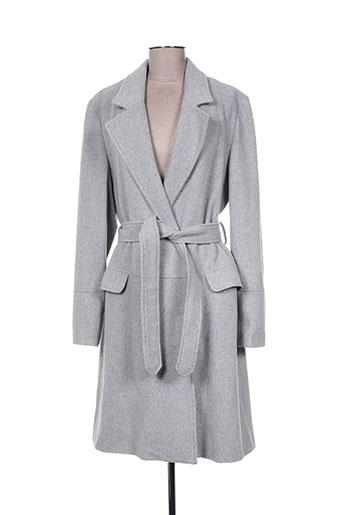 bulté manteaux femme de couleur gris