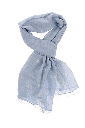 signe nature accessoires femme de couleur bleu