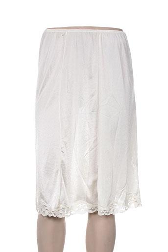 éliane jupes femme de couleur beige