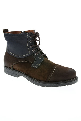 maxcess chaussures homme de couleur marron