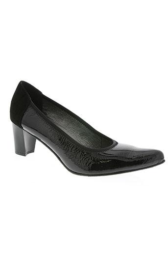 butterfly chaussures femme de couleur noir