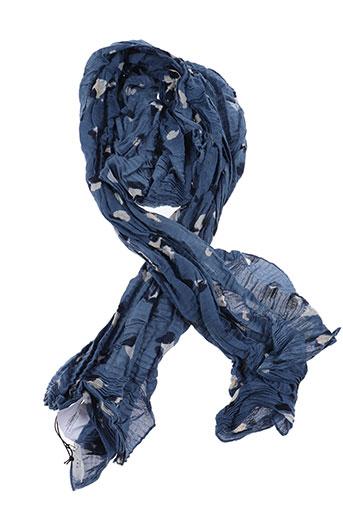 yaya accessoires femme de couleur bleu