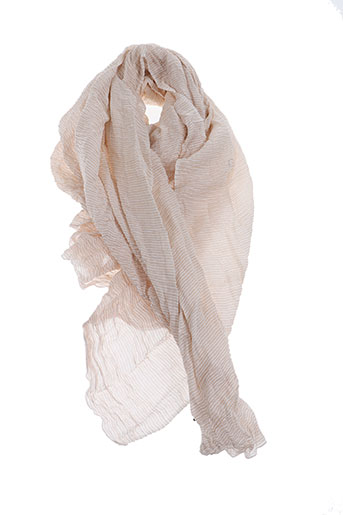 yaya accessoires femme de couleur beige