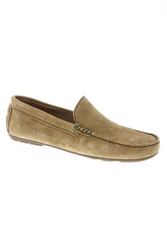 nautilus chaussures homme de couleur beige
