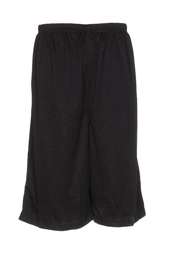 urban classic shorts / bermudas homme de couleur noir