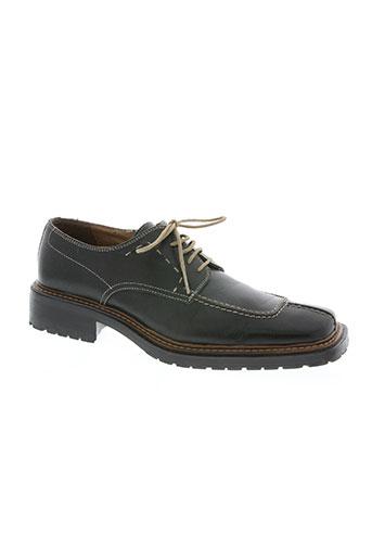 san marina chaussures homme de couleur noir