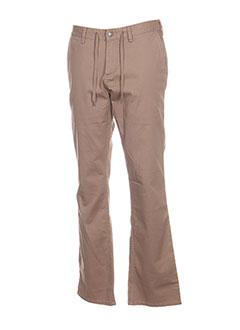 Pantalon casual beige DC pour homme