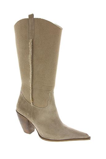 san marina chaussures femme de couleur beige