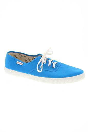 Bottes bleu VICTORIA pour homme