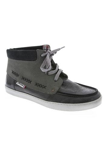mascaret chaussures homme de couleur noir