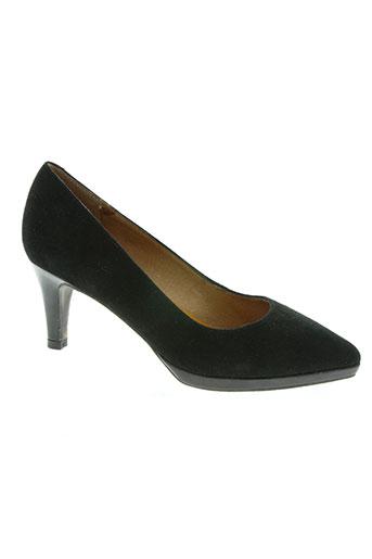 estefania marco chaussures femme de couleur noir