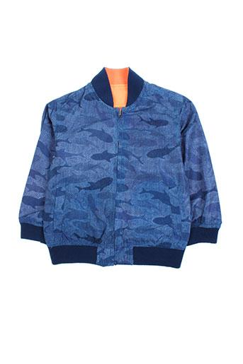 mayoral vestes garçon de couleur bleu