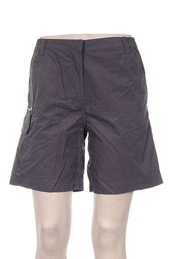 lafuma shorts / bermudas femme de couleur gris