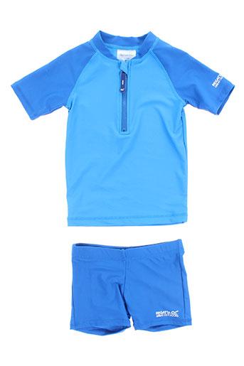 regatta maillots de bain garçon de couleur bleu