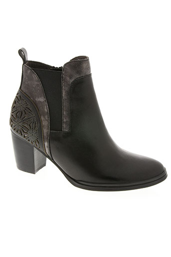 mam'zelle chaussures femme de couleur noir
