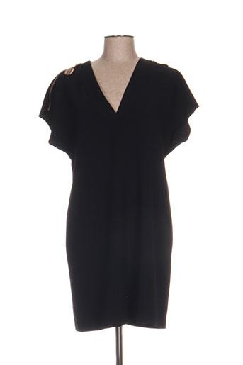 queenie robes femme de couleur noir