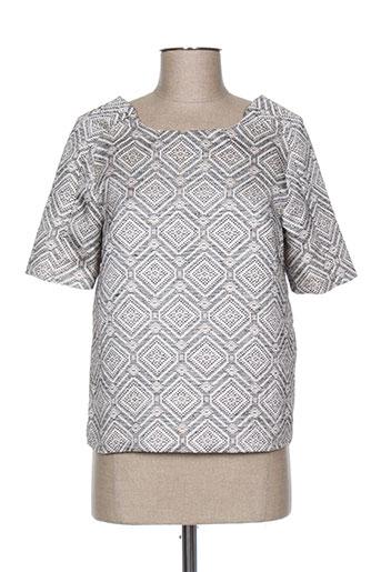 lucy & co chemises femme de couleur gris