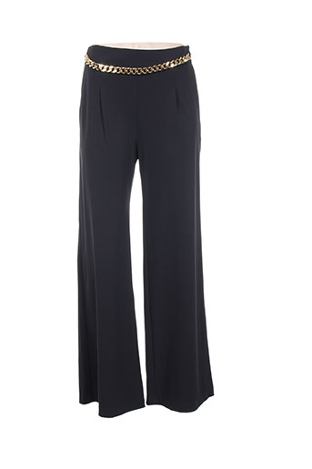 indies pantalons femme de couleur noir