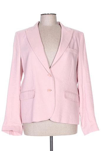 gerard darel vestes femme de couleur rose