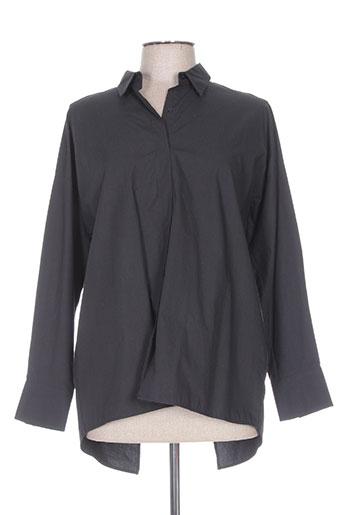 gerard darel chemises femme de couleur noir