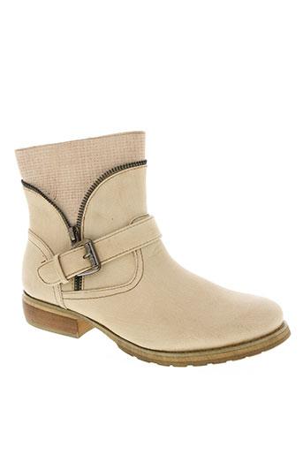 226 shoes chaussures femme de couleur beige