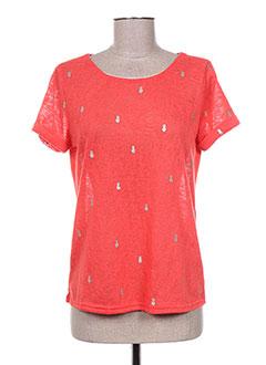 Produit-T-shirts-Femme-CHERRY PARIS