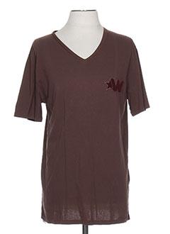 Produit-T-shirts-Homme-GOLDEN GOOSE DELUXE BRAND