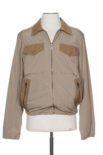 marc jacobs manteaux homme de couleur beige
