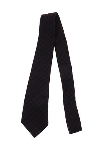 Cravate marron ALEXANDER OLCH pour homme