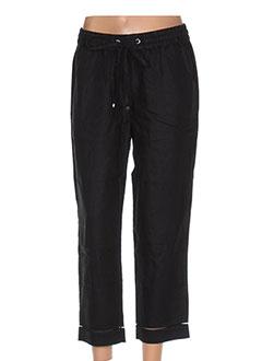 Pantalon casual noir HATLEY pour femme