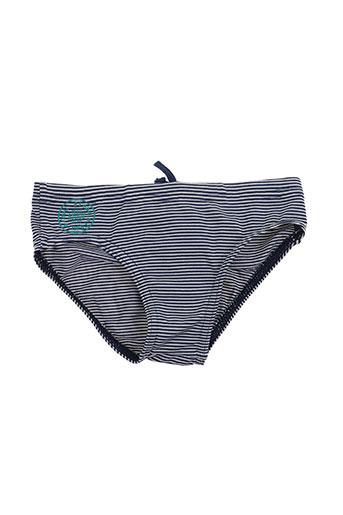 petit bateau maillots de bain garçon de couleur bleu